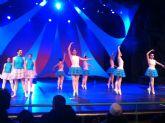 El Festival de la Escuela Municipal de Ballet llenó el auditorio municipal