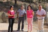 El Servicio Municipal de Aguas mejora las infraestructuras de abastecimiento con la remodelaci�n del dep�sito de la Virgen de las Huertas