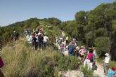 Sendalhama se adentra por la ruta del agua adentr�ndose en uno de los lugares m�s bellos de Sierra Espuña