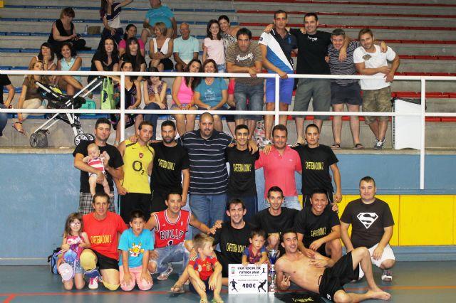 Automaza S.A. revalida su título de campeón de la liga local de fútbol sala - 2, Foto 2