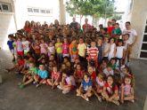La Escuela de Verano comienza con 350 niños de 3 a 12 años en los colegios Villa Alegría y Maspalomas