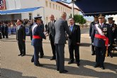 Entrega de Reales Despachos de nuevos oficiales en la Academia General del Aire de San Javier