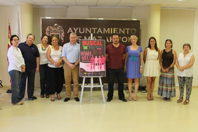 El musical Mama Mía llega a Puerto de Mazarrón en beneficio de la AECC - 2, Foto 2