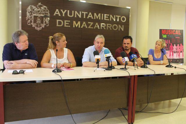 El musical Mama Mía llega a Puerto de Mazarrón en beneficio de la AECC - 3, Foto 3