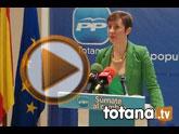 El PP exige al PSOE que rectifique en su actitud frente al convenio del Raiguero