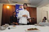 Pablo Martínez emociona en el arranque del I Encuentro de Alta Cocina por los Cantes de Levante