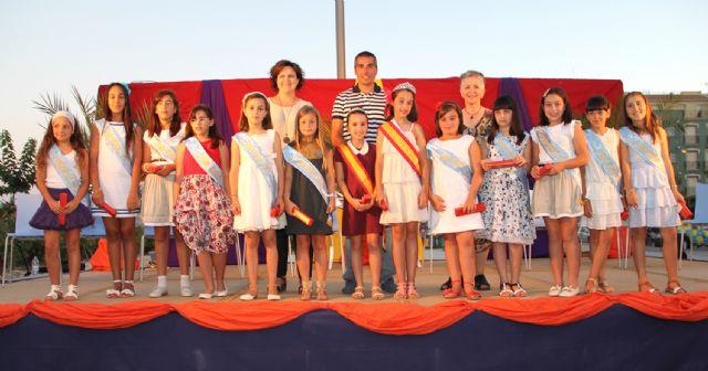 Claudia Sánchez Pérez fue coronada Reina Infantil 2013 de Puerto Lumbreras - 1, Foto 1