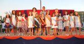 Claudia Sánchez Pérez fue coronada Reina Infantil 2013 de Puerto Lumbreras