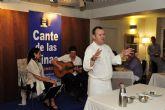 Pablo González-Conejero y Mamen Pini muestran su arte en los fogones del I Encuentro de Alta Cocina por los Cantes de Levante