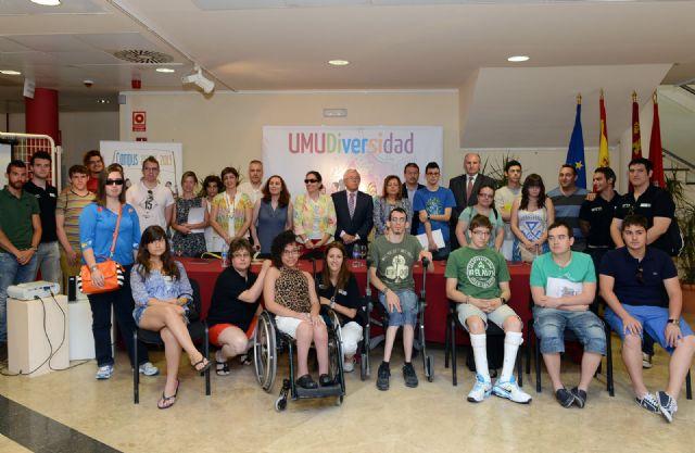 El Campus Inclusivo familiarizará con la Universidad de Murcia a futuros alumnos con discapacidad - 1, Foto 1