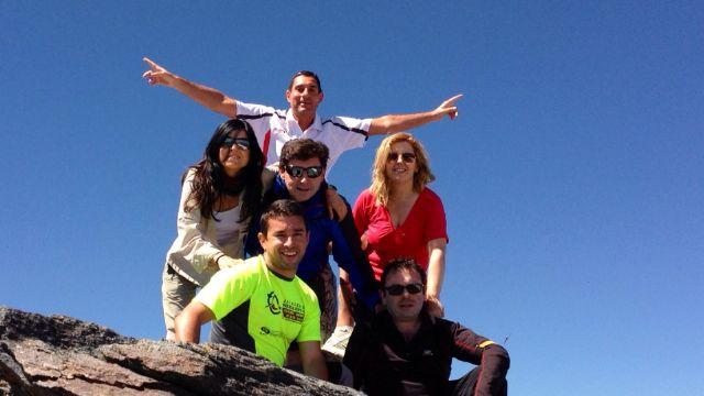 Winter Weekend Hikers Club of Totana Sierra Nevada