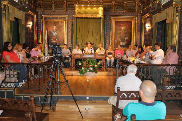 El Pleno aprueba unos Presupuestos muy sociales con un superávit de 4 millones de euros, Foto 1