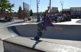 El I Open Skate de San Pedro del Pinatar congrega a medio centenar de participantes