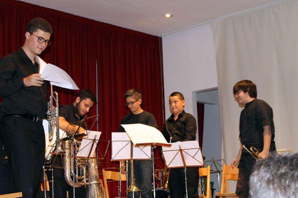 Más de cuarenta alumnos de Alhama y de otras localidades de la región han asistido al Curso Intensivo de Música ofertado por la Escuela Municipal de Música, Foto 3