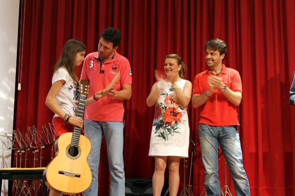 Más de cuarenta alumnos de Alhama y de otras localidades de la región han asistido al Curso Intensivo de Música ofertado por la Escuela Municipal de Música, Foto 6
