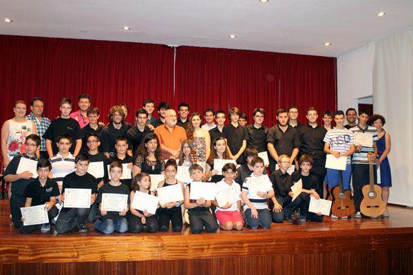 Más de cuarenta alumnos de Alhama y de otras localidades de la región han asistido al Curso Intensivo de Música ofertado por la Escuela Municipal de Música, Foto 7