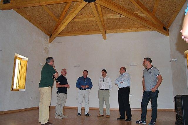 El alberguede La Luz de Mula comienza a recibir sus primeros visitantes - 1, Foto 1