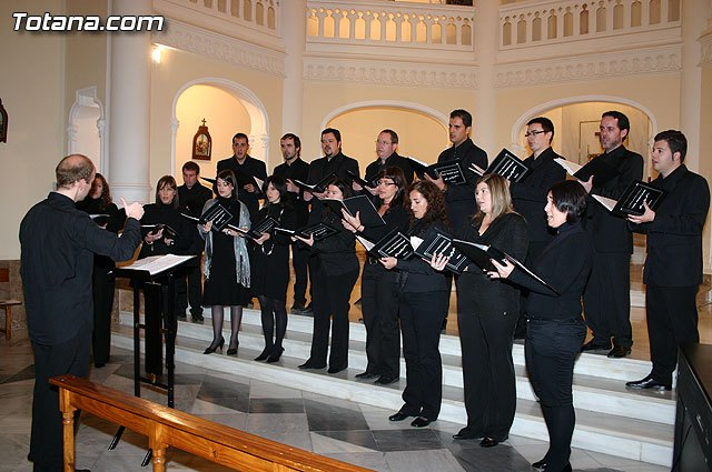 """The Choir """"Vox Musicalis"""" will star in a concert in the courtyard of the Cross at the Shrine of the Holy"""