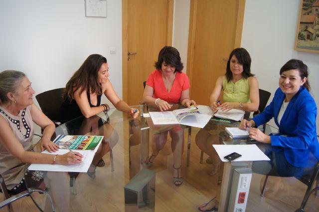 El ayuntamiento tiene previsto establecer líneas de colaboración con la Asociación de Trabajadores Autónomos de la Región de Murcia - 1, Foto 1