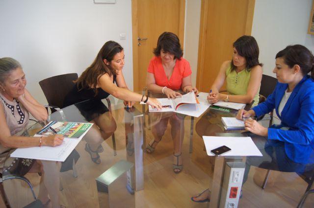 El ayuntamiento tiene previsto establecer líneas de colaboración con la Asociación de Trabajadores Autónomos de la Región de Murcia - 2, Foto 2