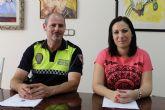 La Federaci�n de Municipios destaca la labor del Polic�a Tutor del municipio y lo incluye en estudios de �mbito nacional
