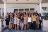 La Escuela Oficial de Idiomas de San Javier inaugura un seminario europeo sobre el uso de la literatura en el aprendizaje del español como lengua extranjera