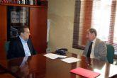 El Ayuntamiento de Alcantarilla y el Servicio Regional de Empleo facilitarán las prácticas no laborales y la búsqueda de empleo