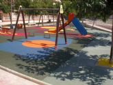 En marcha la renovación y mejora de los parques públicos