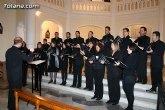 La Coral 'Vox Musicalis' protagonizará un concierto en el patio de la cruz en el Santuario de La Santa