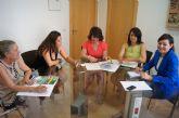 El ayuntamiento tiene previsto establecer líneas de colaboración con la Asociación de Trabajadores Autónomos de la Región de Murcia