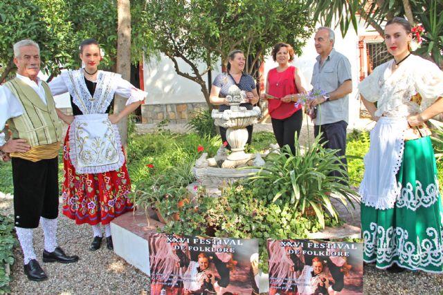 La XXVI Edición del Festival Nacional de Folklore se celebrará el próximo sábado en el Castillo de Nogalte - 1, Foto 1