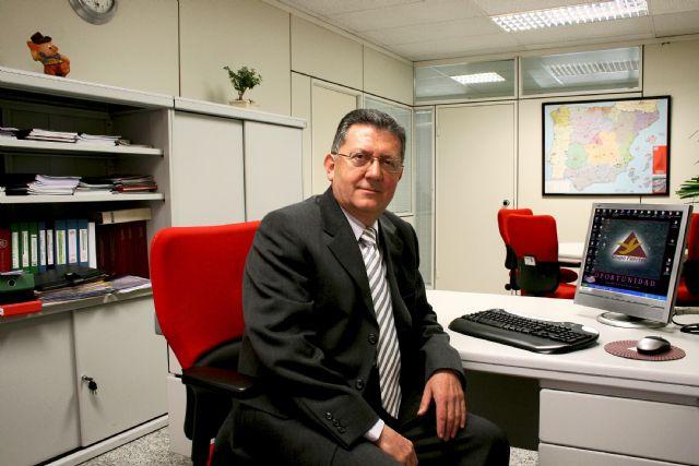 Ginés Clares, director de Administración y Finanzas de Grupo Fuertes, elegido entre los 100 mejores financieros españoles por tercer año consecutivo, Foto 1