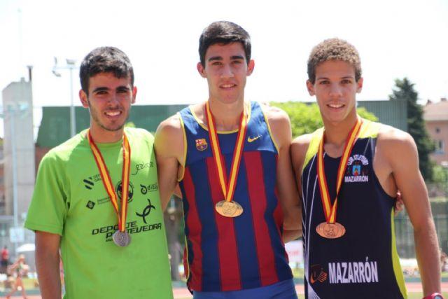 Ismael Belhaki medalla de bronce en Campeonato de España Cadete, Foto 3