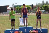 Ismael Belhaki medalla de bronce en Campeonato de España Cadete