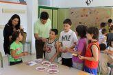 Los alumnos del Taller de Dinamizaci�n Social disfrutan aprendiendo durante julio y agosto