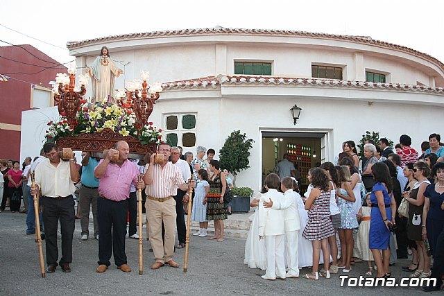 """The celebrations begin today """"Las Lomas de la Cruz"""" in the Paretón-Cantareros'2013"""