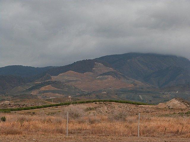 ANSE pide la paralización inmediata de la ampliación de la cantera FULSAN en el Parque Regional de El Valle-Carrascoy, Foto 1