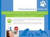 Con motivo de su d�cimo aniversario, Cl�nica Veterinaria Huellas estrena nueva web, desarrollada con Superweb