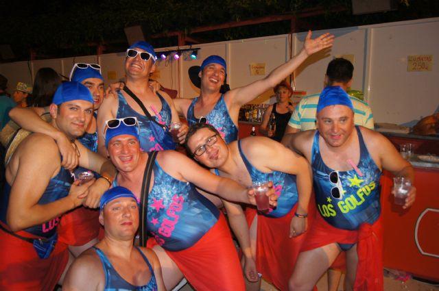 La Federación de Peñas del Carnaval organizó la Fiesta del Sombrero en la que se dieron cita más de doscientas personas - 1, Foto 1