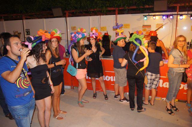 La Federación de Peñas del Carnaval organizó la Fiesta del Sombrero en la que se dieron cita más de doscientas personas - 3, Foto 3