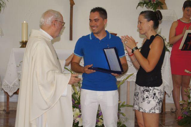 El ayuntamiento de Totana hace entrega del Título de Hijo Adoptivo a José Giner Crespo, Padre Lucas - 3, Foto 3
