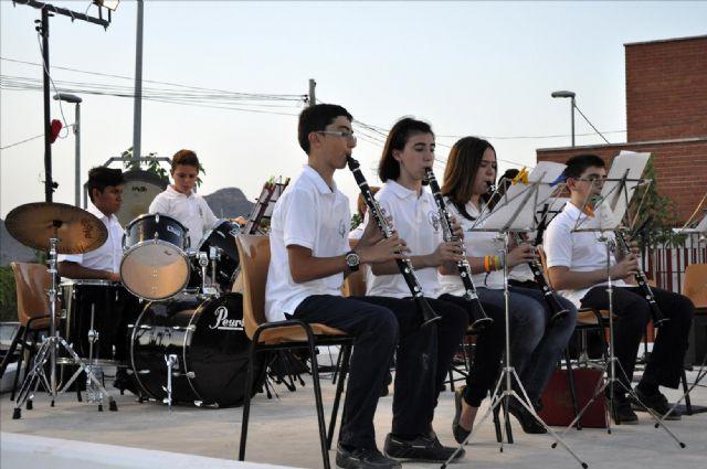 La banda-escuela Maestro Eugenio Calderón participa en su II encuentro de bandas musicales - 1, Foto 1
