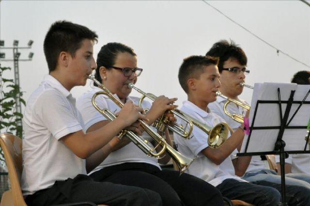 La banda-escuela Maestro Eugenio Calderón participa en su II encuentro de bandas musicales - 3, Foto 3