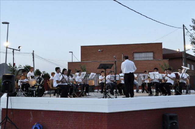 La banda-escuela Maestro Eugenio Calderón participa en su II encuentro de bandas musicales - 4, Foto 4