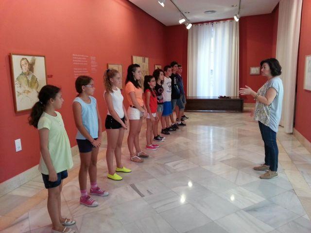 El Museo Ramón Gaya celebra un curso de baile para los más pequeños - 2, Foto 2