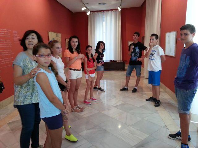 El Museo Ramón Gaya celebra un curso de baile para los más pequeños - 3, Foto 3