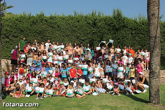 """He closes the first half of the """"Summer Polideportivo'2013"""""""
