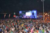 Más de 3.000 personas disfrutaron del directo de Melocos y La Musicalité en La Curva Pop