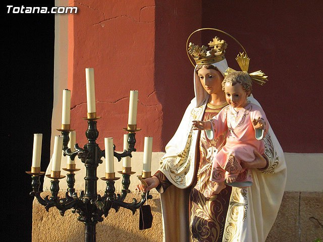 """Next Tuesday will be the traditional Mass in the Municipal Cemetery """"Nuestra Señora del Carmen"""""""