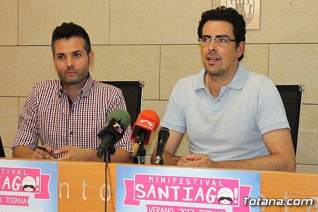 El III Minifestival Santia-GO! de las fiestas de Santiago Apóstol congregará a varios grupos locales el viernes 19 y el sábado 20 - 2, Foto 2